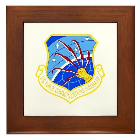 Communications Command Framed Tile