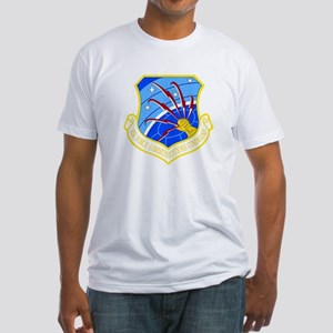 Communications Command Fitted T-Shirt