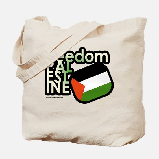 FREEDOM PALESTINE Tote Bag