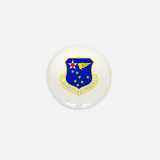 Alaskan Mini Button