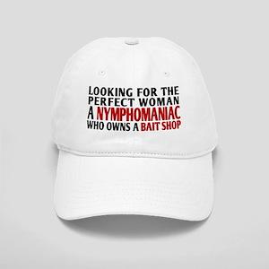 ed744e3ae5bda Bait Shop Bait Shop Hats - CafePress