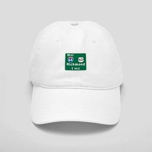 Richmond, VA Highway Sign Cap