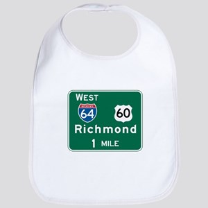 Richmond, VA Highway Sign Bib