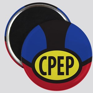 Culpeper Va Pogo Logo Magnets