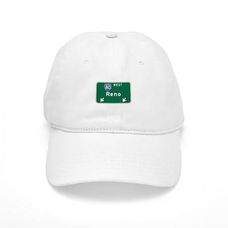Reno, NV Highway Sign Cap