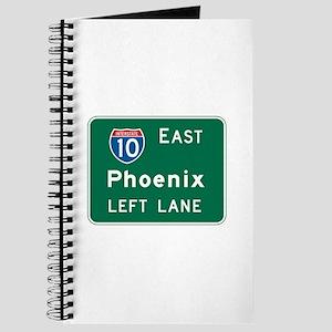 Phoenix, AZ Highway Sign Journal
