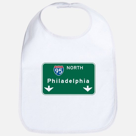 Philadelphia, PA Highway Sign Bib