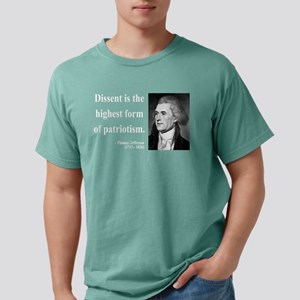 Thomas Jefferson 24 Women's Dark T-Shirt