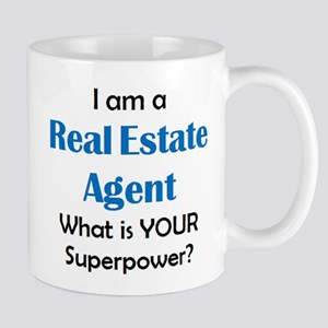 real estate agent 11 oz Ceramic Mug