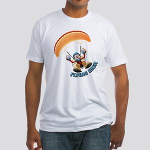 Flying High Paramotor Fitted T-Shirt