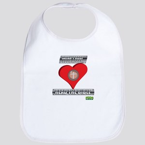 Satan-Proof Your Heart... Rea Bib