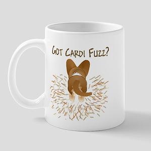 Sable Cardi Got Fuzz? Mug