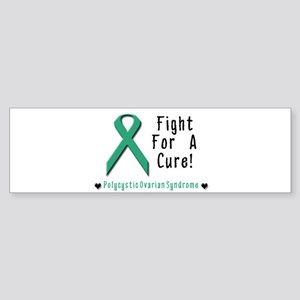 Fight For A Cure! Polycystic Bumper Sticker