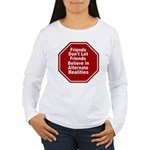 Alternate Realities Women's Long Sleeve T-Shirt