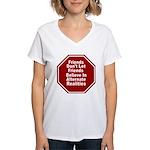 Alternate Realities Women's V-Neck T-Shirt