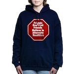 Alternate Realities Women's Hooded Sweatshirt