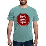 Bigfoot Mens Comfort Colors® Shirt