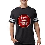 Bigfoot Mens Football Shirt