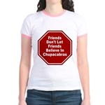 Chupacabras Jr. Ringer T-Shirt