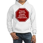 Chupacabras Hooded Sweatshirt