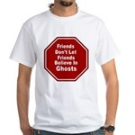 Ghosts Men's Classic T-Shirts