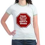 Ghosts Jr. Ringer T-Shirt