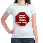 Dark Energy Jr. Ringer T-Shirt