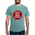 Dark Matter Mens Comfort Colors® Shirt