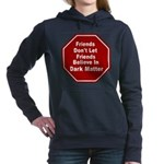 Dark Matter Women's Hooded Sweatshirt