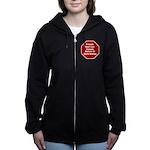 Dark Matter Women's Zip Hoodie