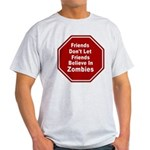 Zombies Light T-Shirt