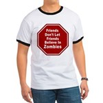Zombies Ringer T
