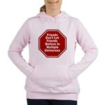 Multiple Universes Women's Hooded Sweatshirt