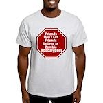Zombie Apocalypses Light T-Shirt