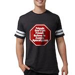 Zombie Apocalypses Mens Football Shirt