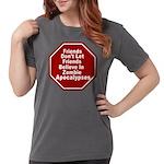 Zombie Apocalypses Womens Comfort Colors® Shirt