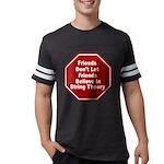 String Theory Mens Football Shirt