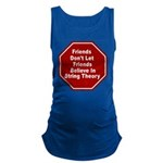 String Theory Maternity Tank Top