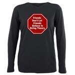 String Theory Plus Size Long Sleeve Tee