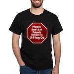 U-F-ing-Os Dark T-Shirt