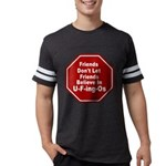 U-F-ing-Os Mens Football Shirt
