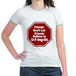 U-F-ing-Os Jr. Ringer T-Shirt