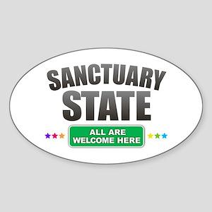 Sanctuary State Sticker