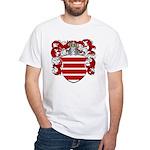 Van Haren Coat of Arms White T-Shirt