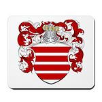 Van Haren Coat of Arms Mousepad