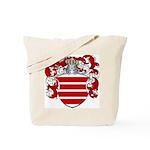 Van Haren Coat of Arms Tote Bag