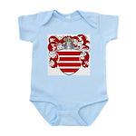 Van Haren Coat of Arms Infant Creeper