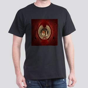 Amazing skull with red eye T-Shirt