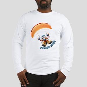 Flying High Paramotor Long Sleeve T-Shirt