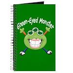 Green Eyed Monster Journal
